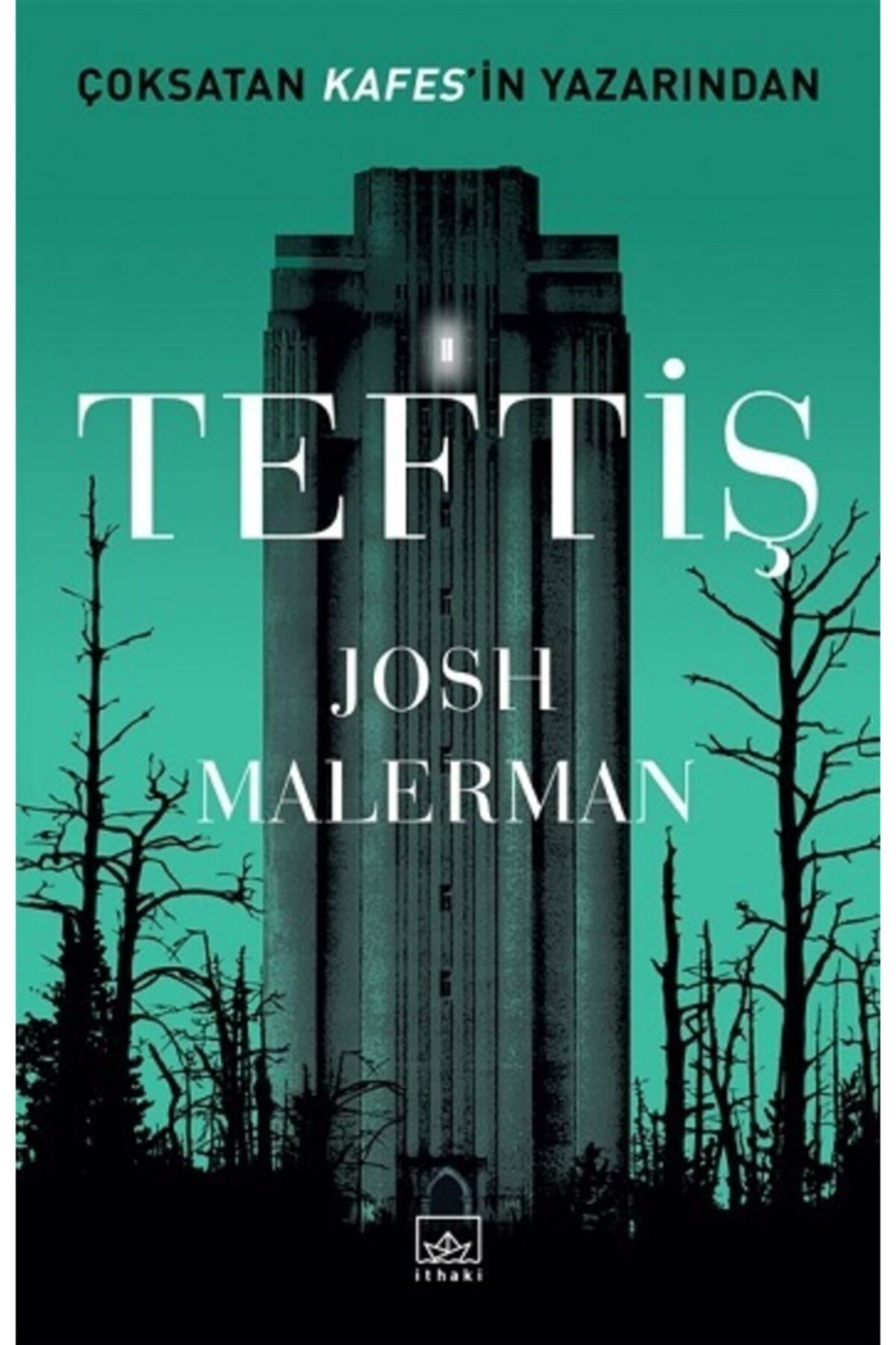 İthaki Yayınları Teftiş - - Josh Malerman 1