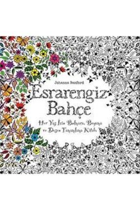 Edam Yayınları Esrarengiz Bahçe - - Johanna Basford