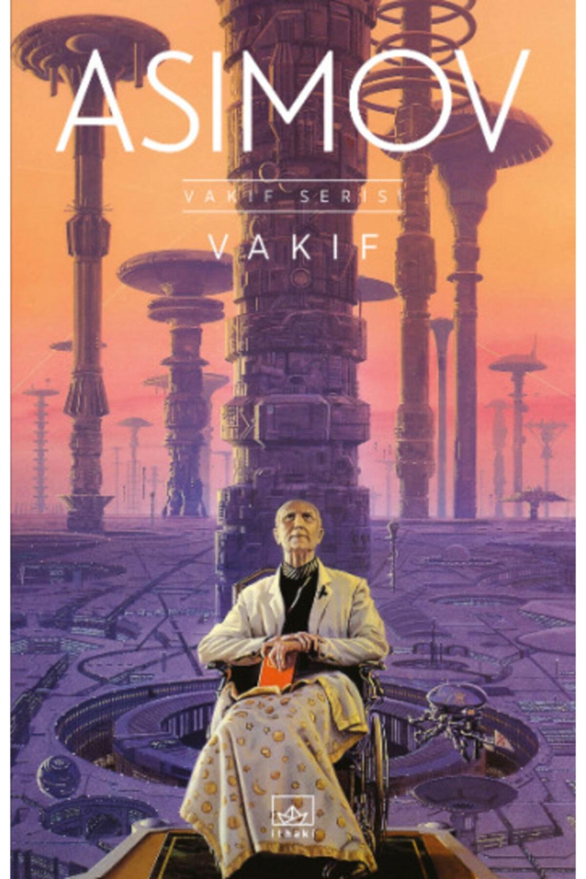 İthaki Yayınları Vakıf - - Isaac Asimov 1
