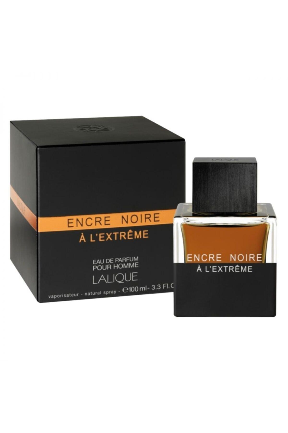 Lalique Encre Noıre A L'extreme Edp 100 ml Erkek Parfüm 7640111502791 1