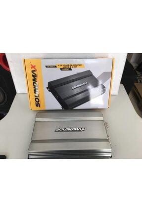 Soundmax Sx-3800.4 4kanal 4x80 4000w Profesi?onal Amfi?