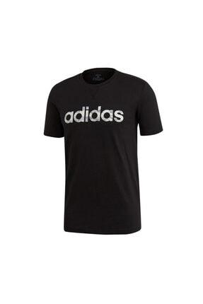 adidas Erkek Siyah T-shirt