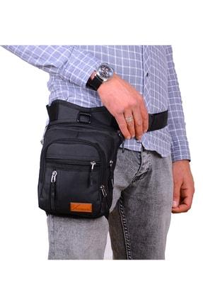 Strong Bag Çok Fonksiyonlu Motosiklet Bacak Çantası