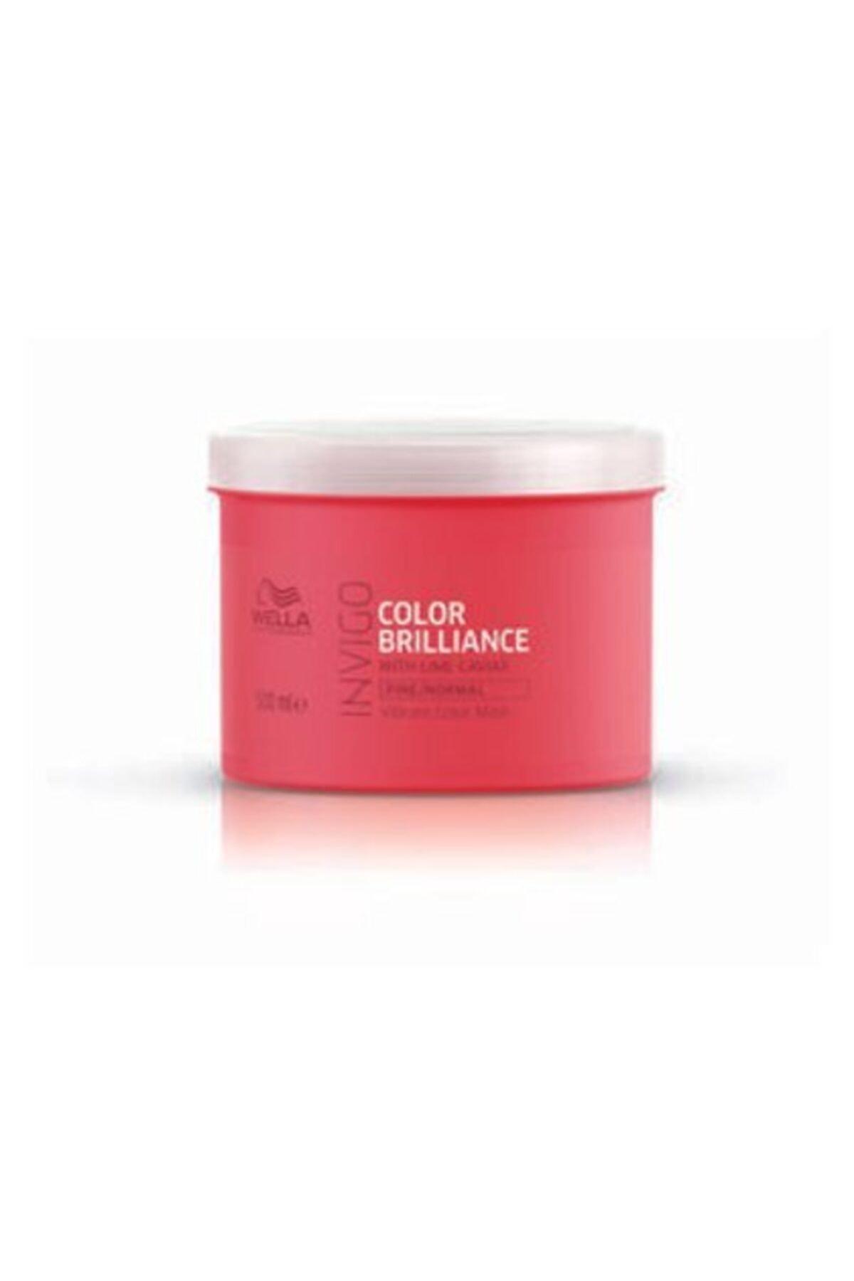 Wella Invigo Color Brilliance Mask (500ml) 1