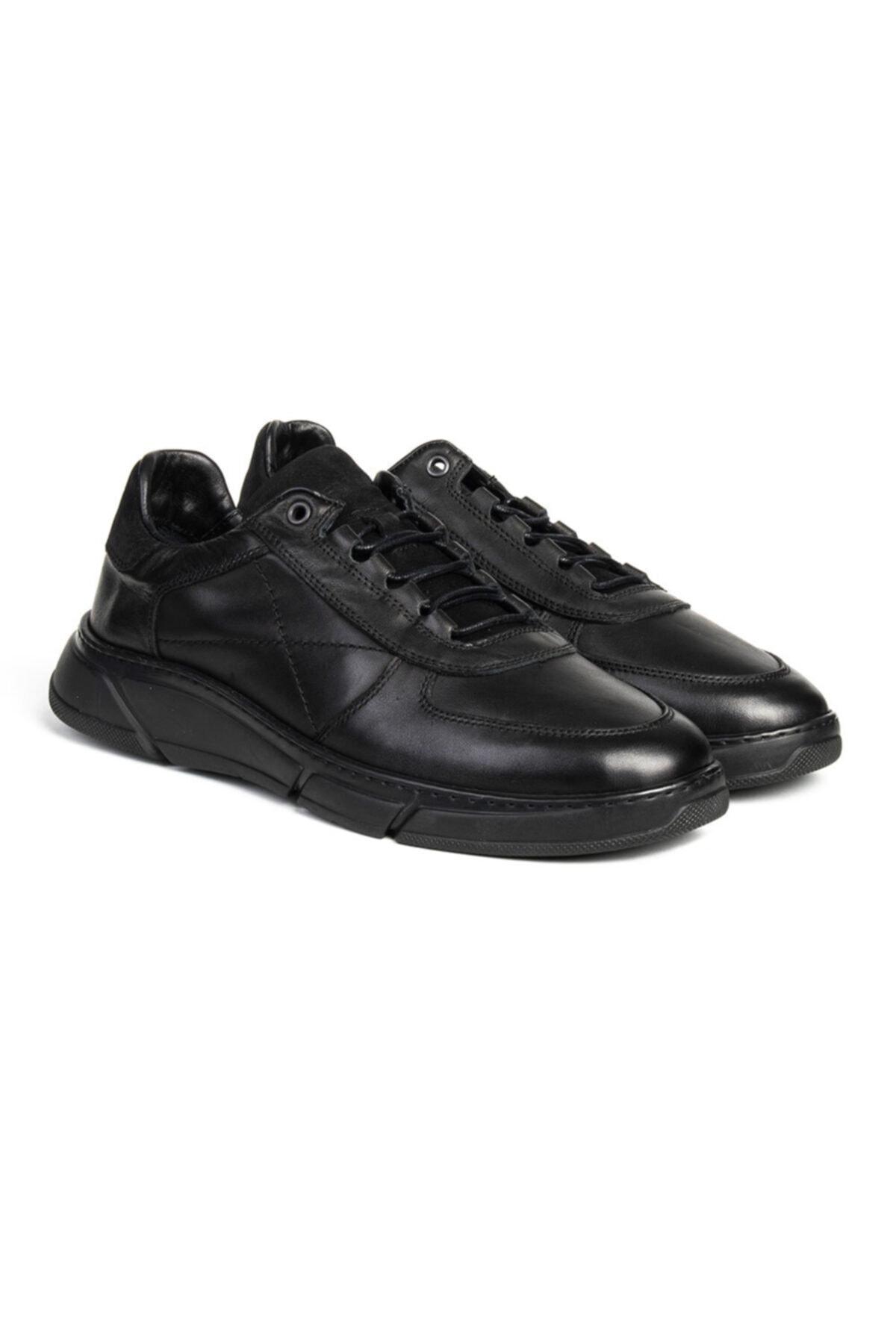Greyder Erkek Sıyah Casual Ayakkabı 0K1UA76746 2