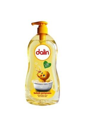 Dalin Bebek Şampuanı 500 Ml %98 Doğal Kökenli Pompalı 6 Adet