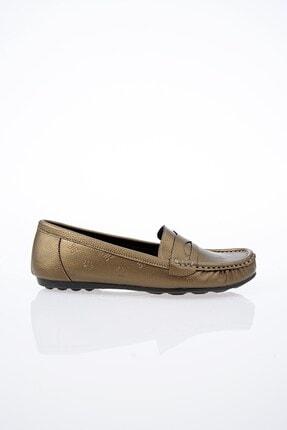 Pierre Cardin PC-50695 Bronz Kadın Ayakkabı
