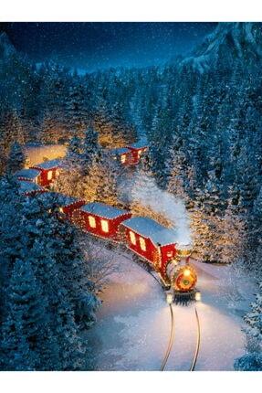captainalbatross 1000 Parça Puzzle Jingle All The Way Yeniyıl Noel Yılbaşı
