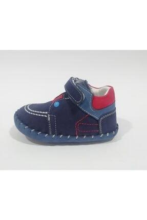 Polaris Erkek Bebek Lacivert Ayakkabı