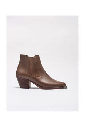 Elle Shoes Taba Kadın Günlük Bot