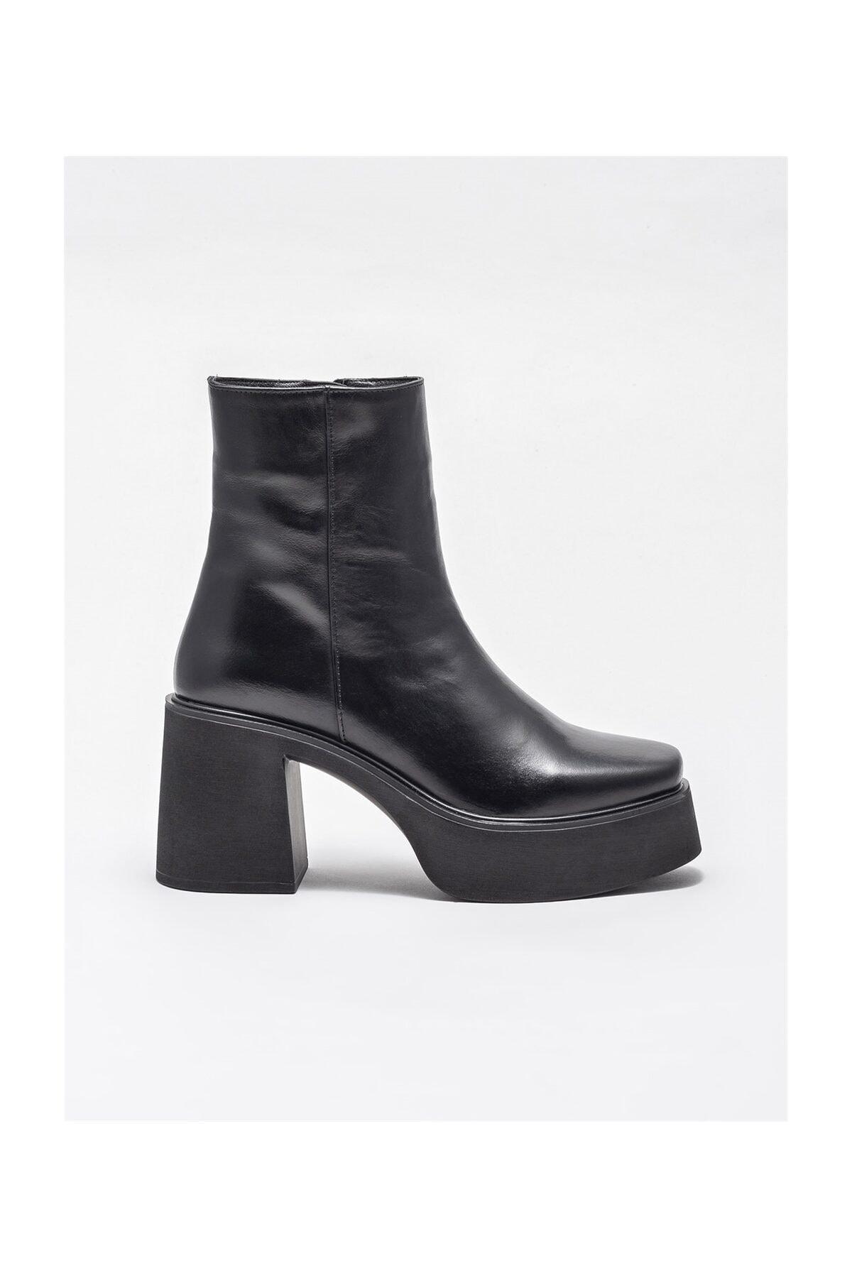 Elle Shoes Kadın Bot & Bootie 20KRE20K-4301 1