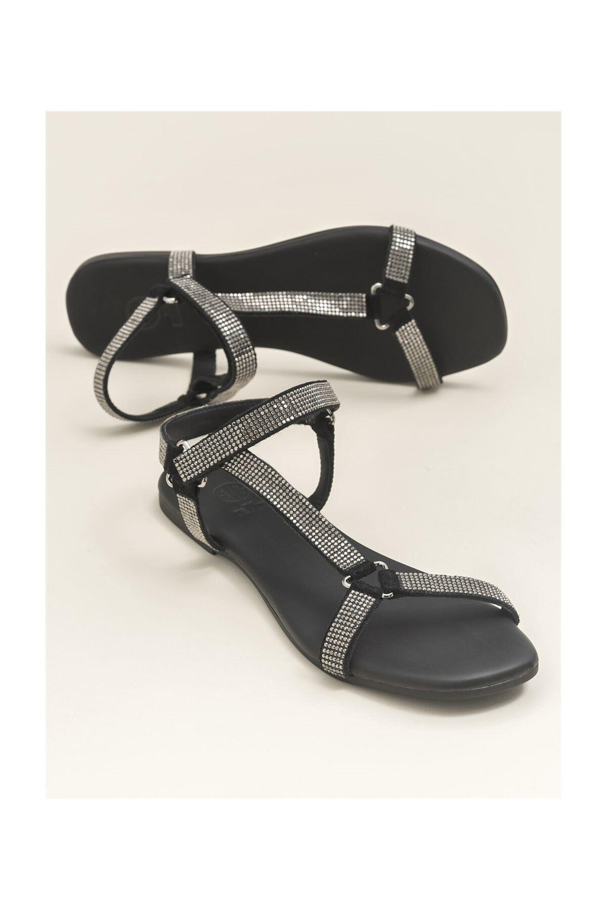 Elle Shoes Sanne Kadın Sandalet 1