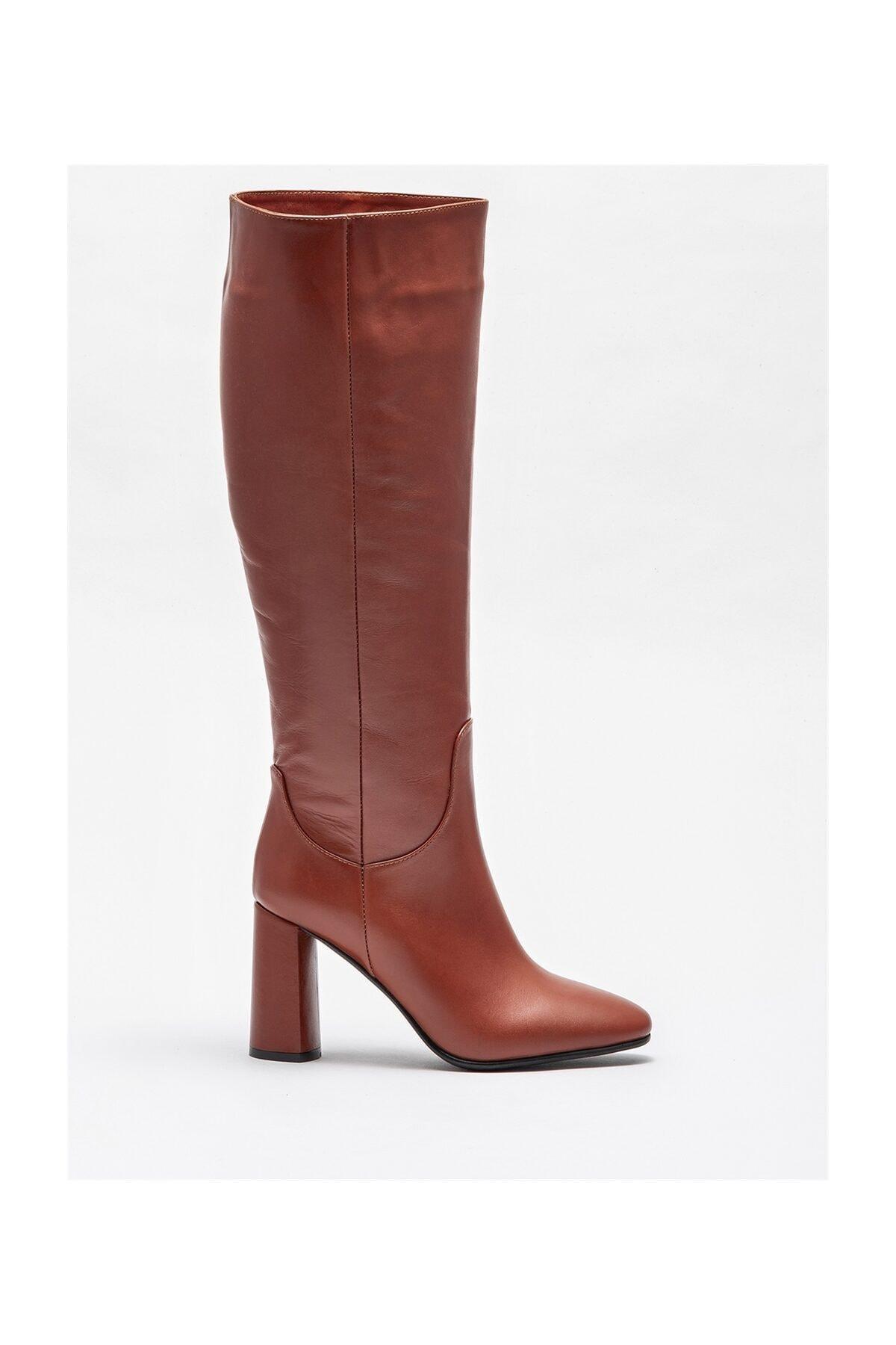 Elle Shoes Shoes Adrano-1 Kadın Çizme 20K052 1