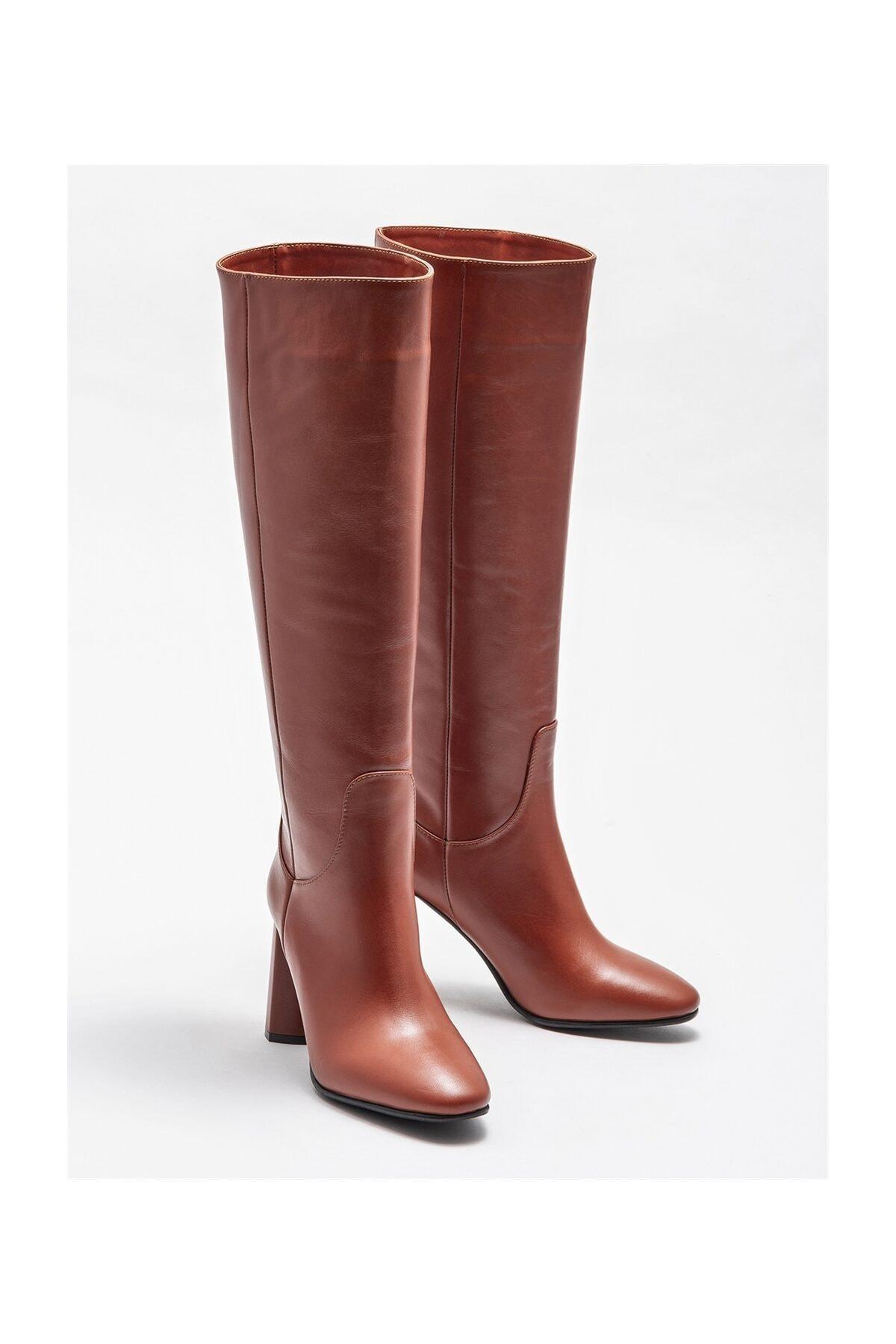 Elle Shoes Shoes Adrano-1 Kadın Çizme 20K052 2