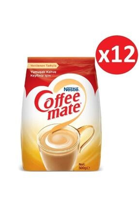 Nestle Coffee Mate Ekopaket 500 Gr X12 Adet