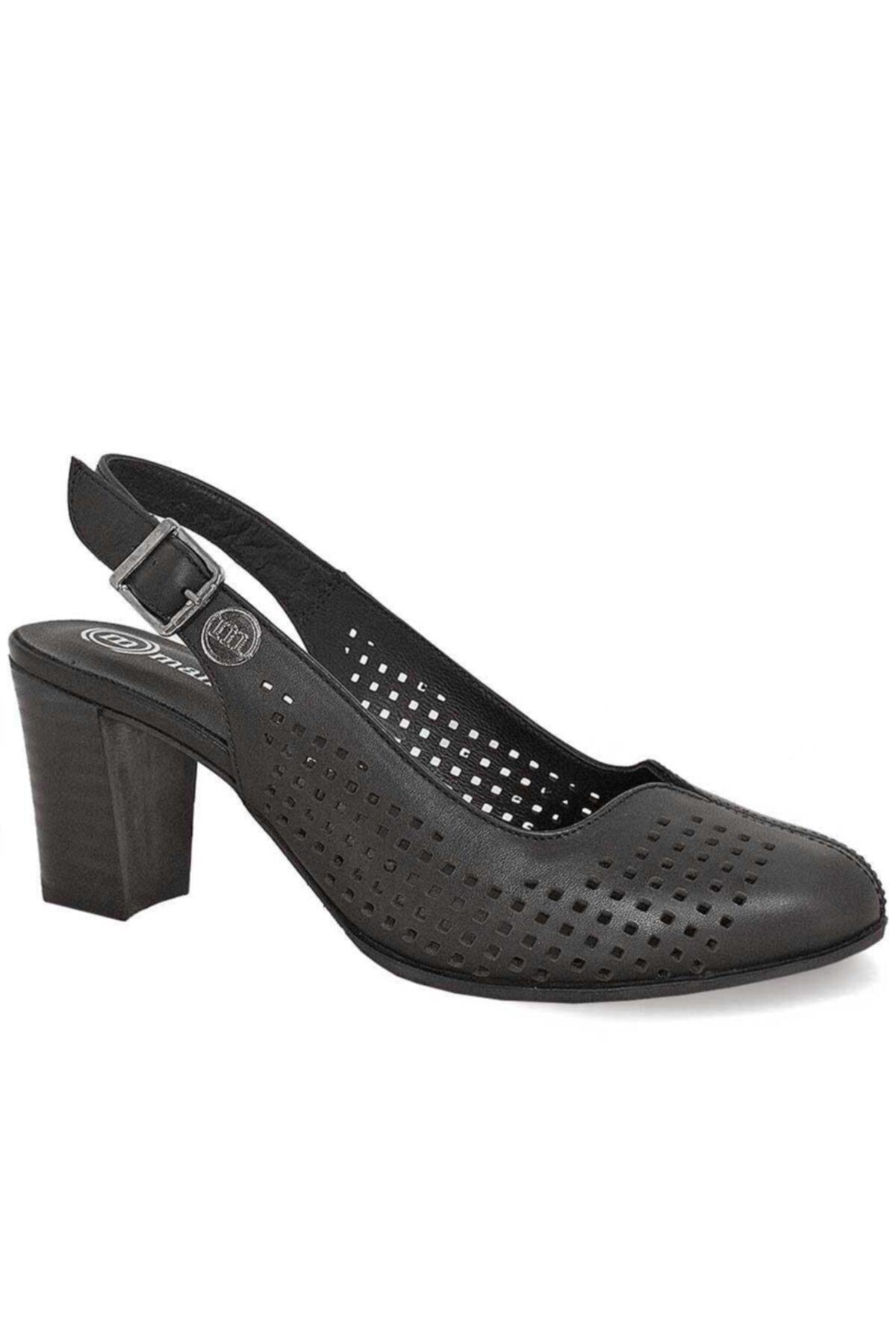 Mammamia Kadın  Topuklu Ayakkabı 1
