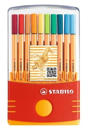 Stabilo Point 88 Color Parade 20 Renk 8820-03