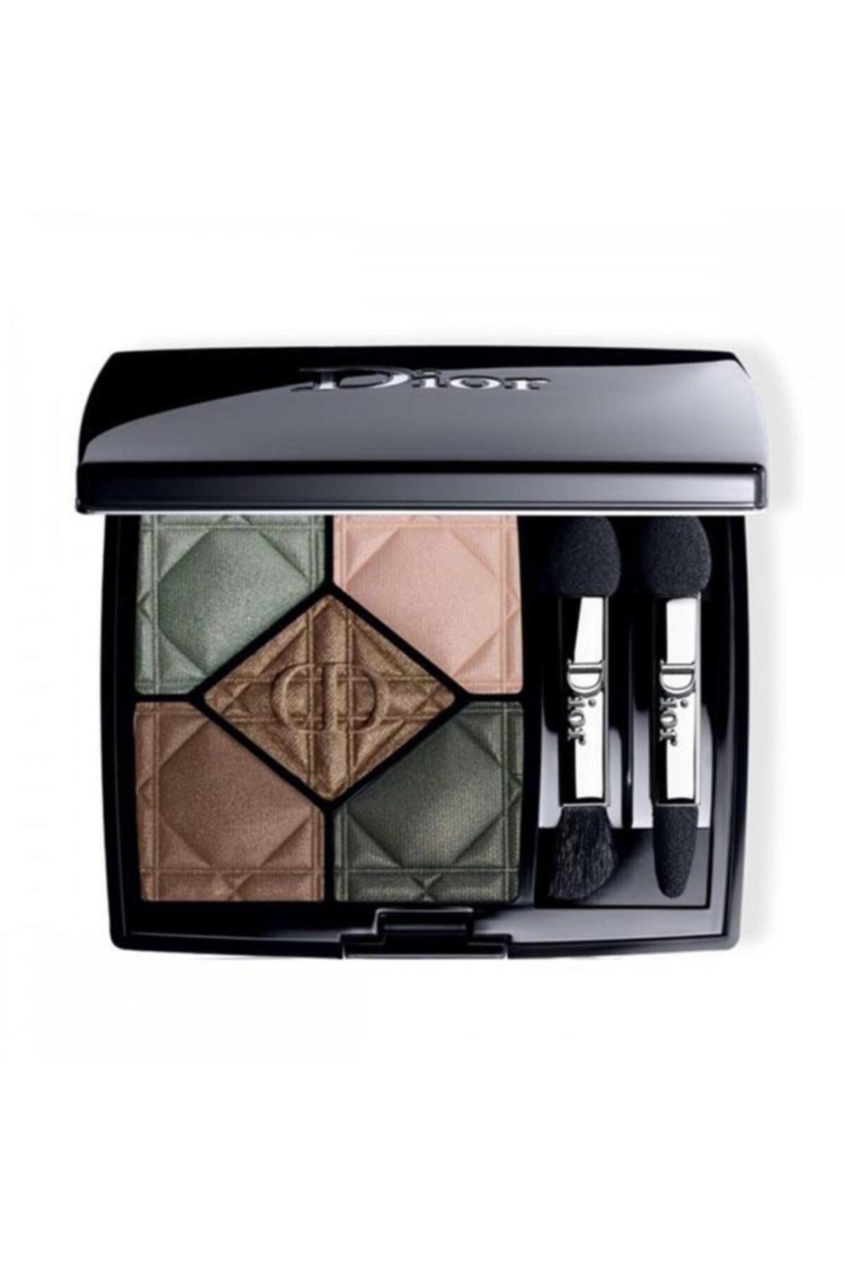 Dior 5 Couleurs Eyeshadow Palette 457 Fascinate Far Paleti 1