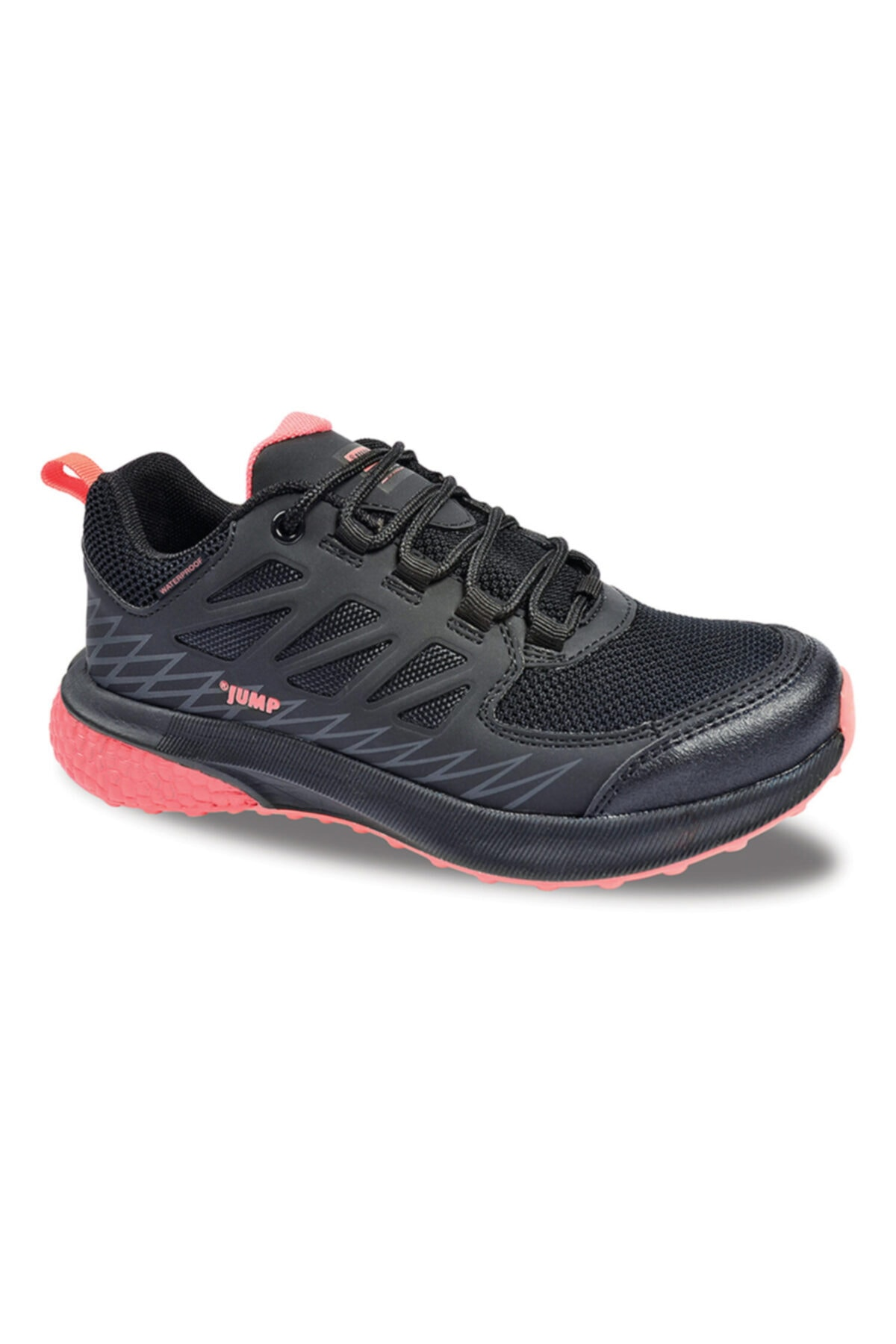 Jump Kadın Siyah Spor Ayakkabı 1