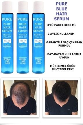 Pure 3'lü Ampül Serisi-mavi Iksir