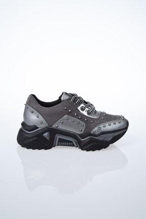 Pierre Cardin PC-30451 Platin Kadın Spor Ayakkabı
