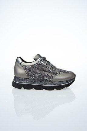 Pierre Cardin PC-30466 Platin Kadın Spor Ayakkabı