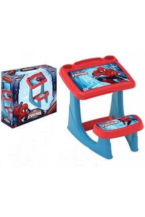 DEDE Spiderman Çalışma ve Aktivite Masası