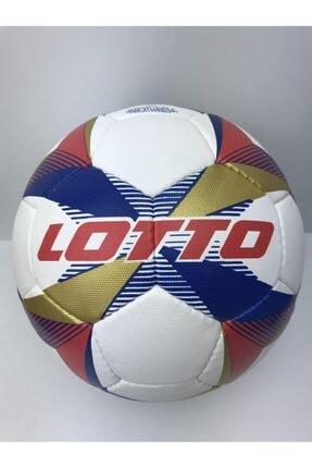 Lotto Beyaz Solista 5 No El Dikişli Futbol Topu