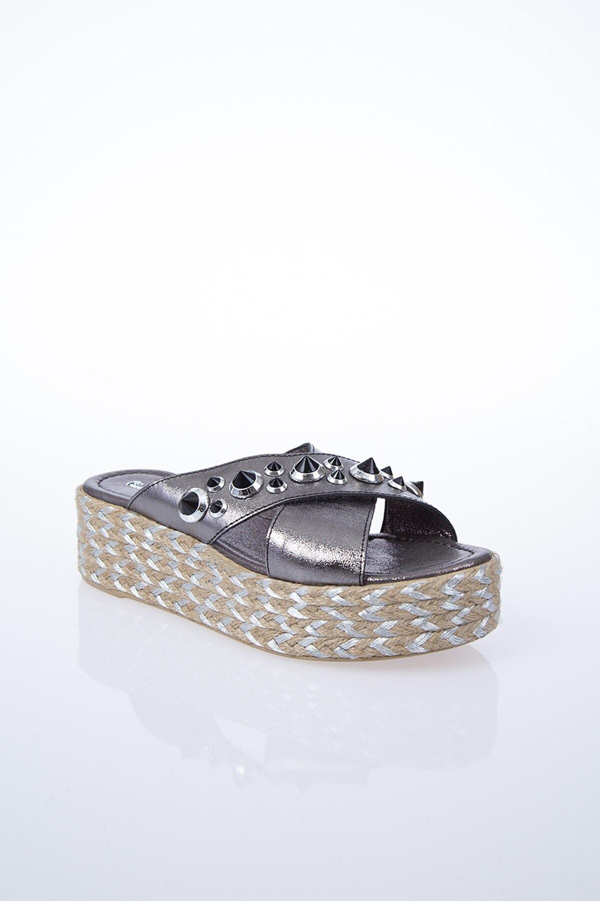 Pierre Cardin Kadın Gümüş TerlikPc-6132 - 2163-591-platin 2
