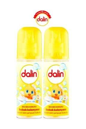 Dalin Bıcı Bıcı Parfümsüz Bebek Kolonyası 150 Ml X 2 Ad.