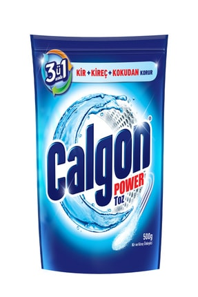 Calgon Çamaşır Makinesi Tozu 3u Bir Arada 500 Gr