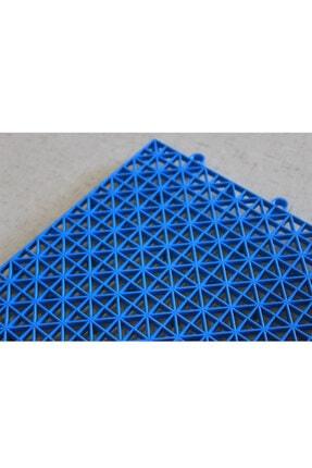 Yeşillerplastik Plastik Kırılmaz Yer Karosu Zemin Kaplaması 1 M2 ( 16 Adet ) 25 X 25 Cm