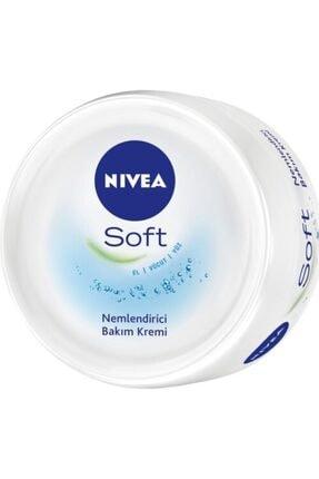 Nivea Soft Nemlendirici Bakım Kremi 300ml