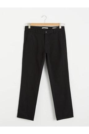 LC Waikiki Erkek Siyah Pantolon 0W3931Z8