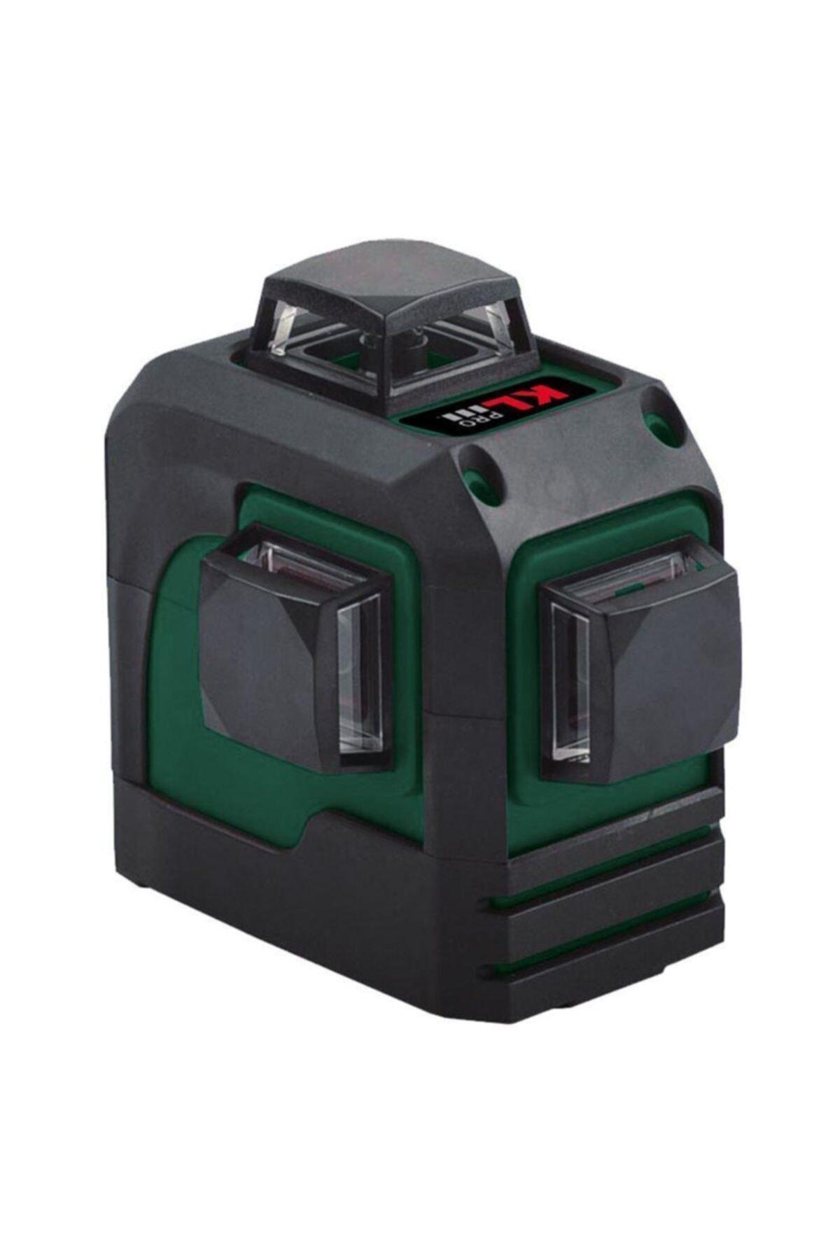 KLPRO Kllzr93 Profesyonel Yatay, Dikey Ve 90° Hizalamalı Çizgi Lazer Distomat 1