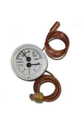 Ariston Eca Confeo Kombi Termomanometre