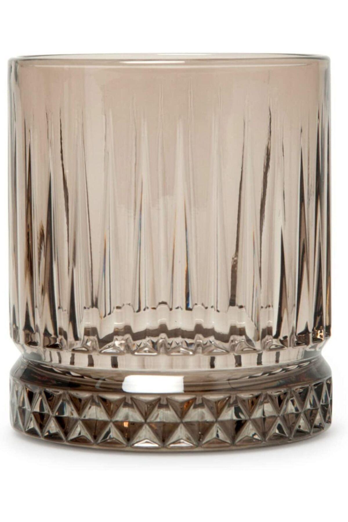 Paşabahçe Elysia Gri Meşrubat Bardağı 355 cc 4 lü 2