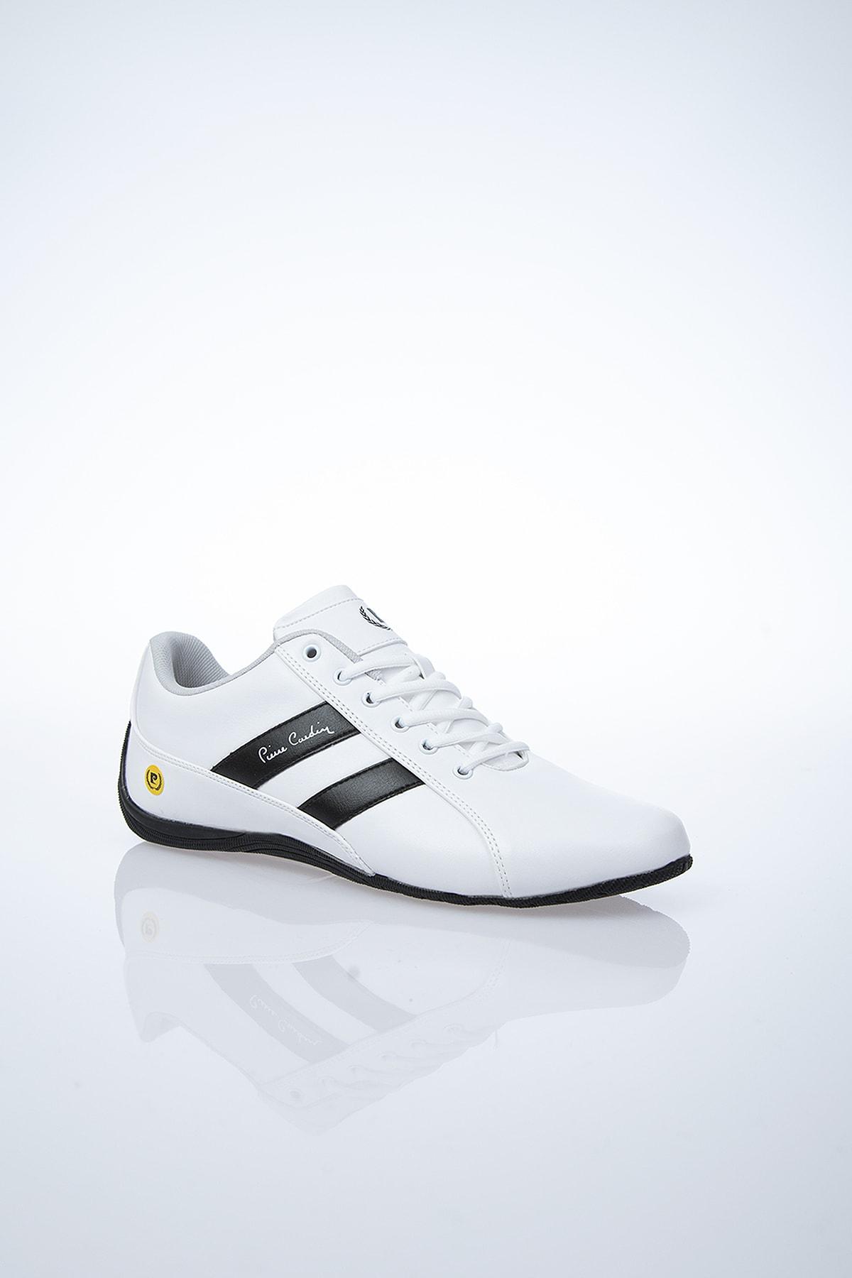 Pierre Cardin Erkek Beyaz Sneaker Pc-30490 - 3319-19 2