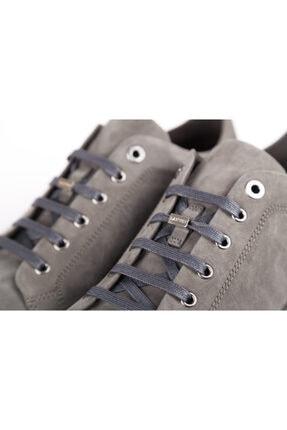 Lanvin Erkek Gri Sneakers