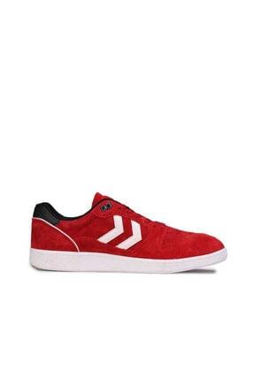 HUMMEL Unısex Kırmızı Hmlhb Team Suede Sneaker Ayakkabı