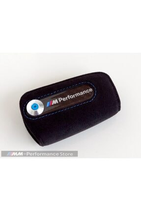 BMW M Performance Alcantara - Carbon Anahtarlık