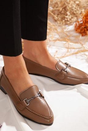ayakkabıhavuzu Kadın Vizon Günlük Ayakkabı  1771220