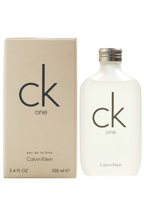 Calvin Klein One Edt 100 ml Unisex Parfüm 3607343811835