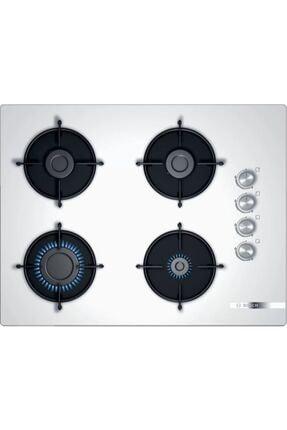 Bosch POP7C2O10O Ankastre Beyaz Cam Ocak