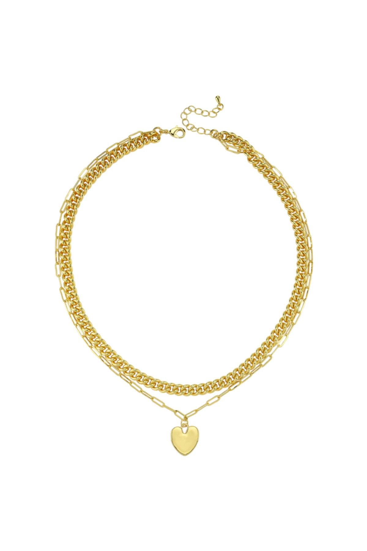 Luzdemia Rebellious Love Necklace 1