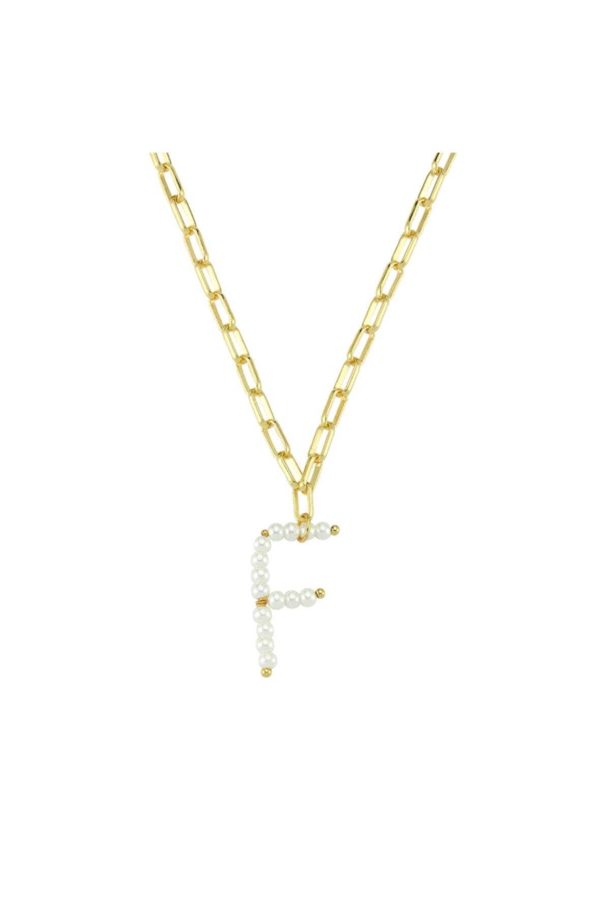 Luzdemia Pearl Petite F In. Necklace 1