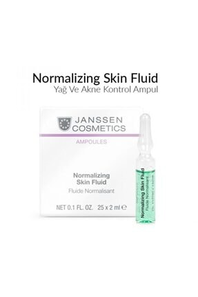 Janssen Normalizing Skin Fluid Ampul