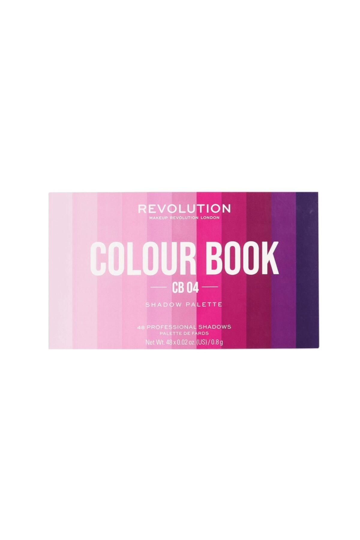 MAKEUP REVOLUTION Revolution Colour Book No: Cb04 Far Paleti 1