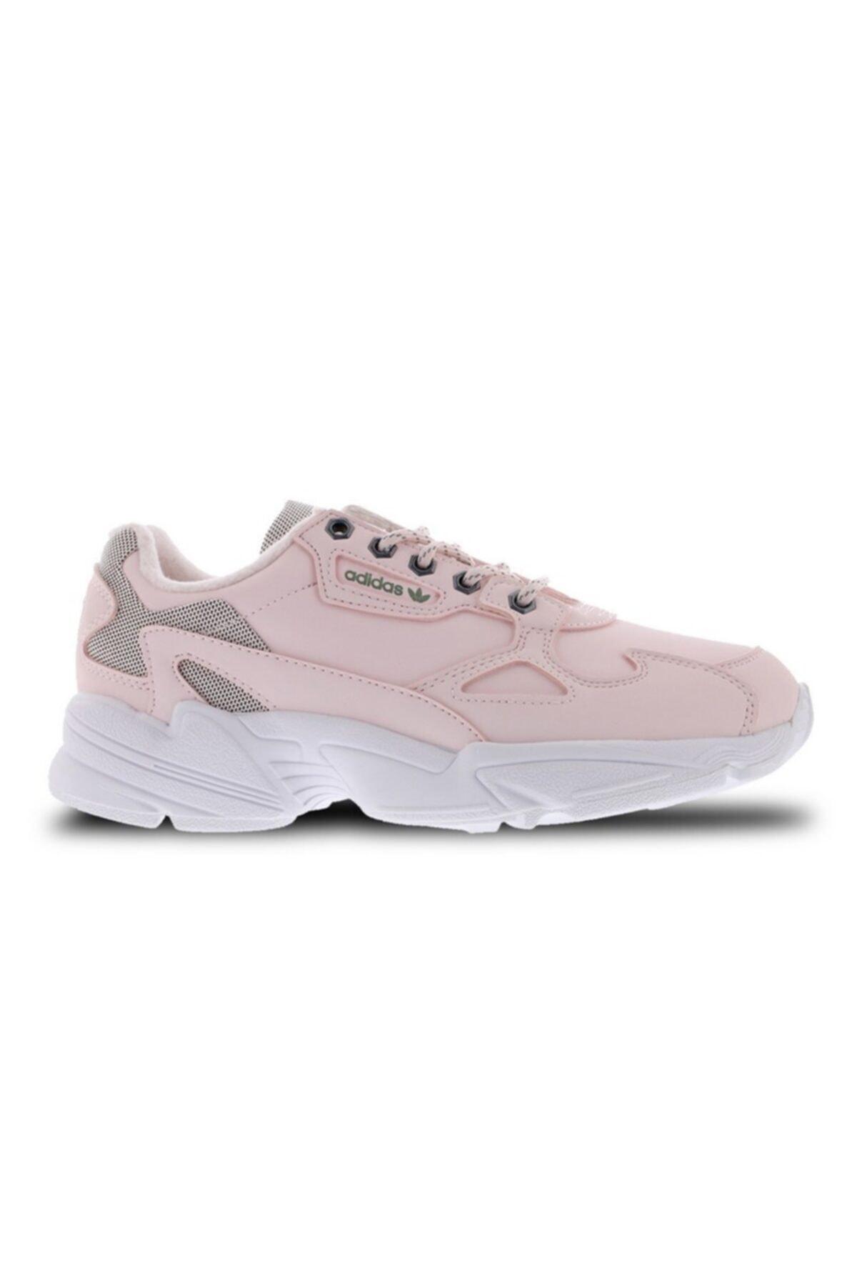 adidas Kadın Pembe Günlük Ayakkabı Falcon W 1