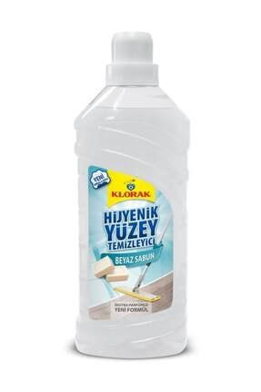 Klorak Hijyenik Yüzey Temizleyici Beyaz Sabun 1000 ml.